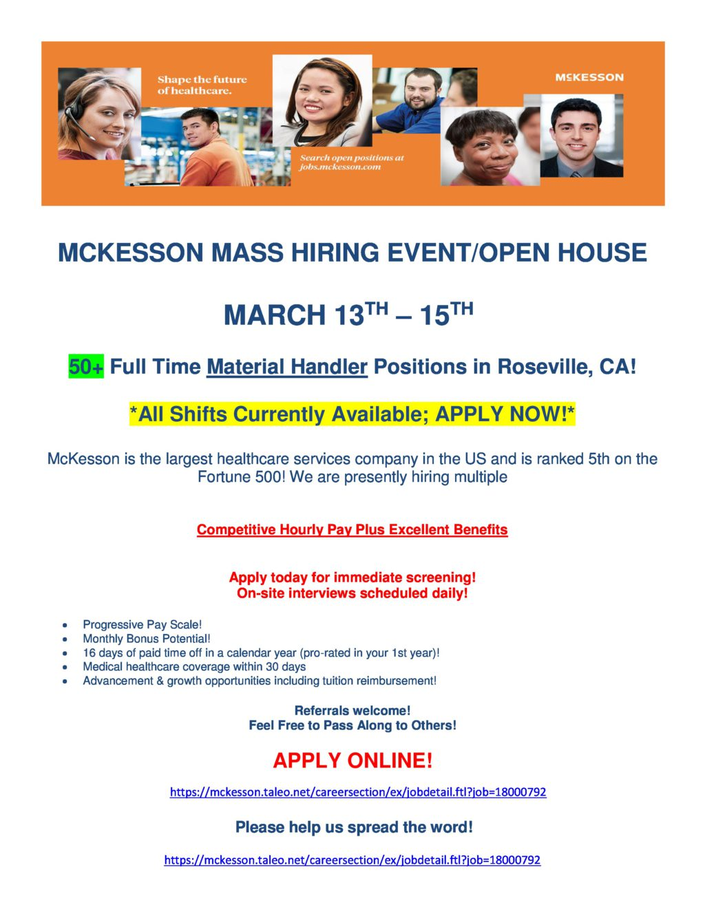 17, jobs available in Roseville, CA on distrib-u5b2od.ga Apply to Stocker, Package Handler, Roseville Jcpenney- Now Hiring! and more!
