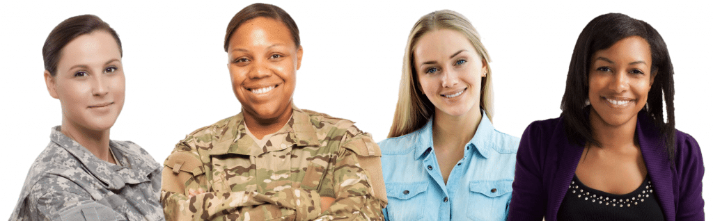 women vets - Women Veterans Alliance Supporter